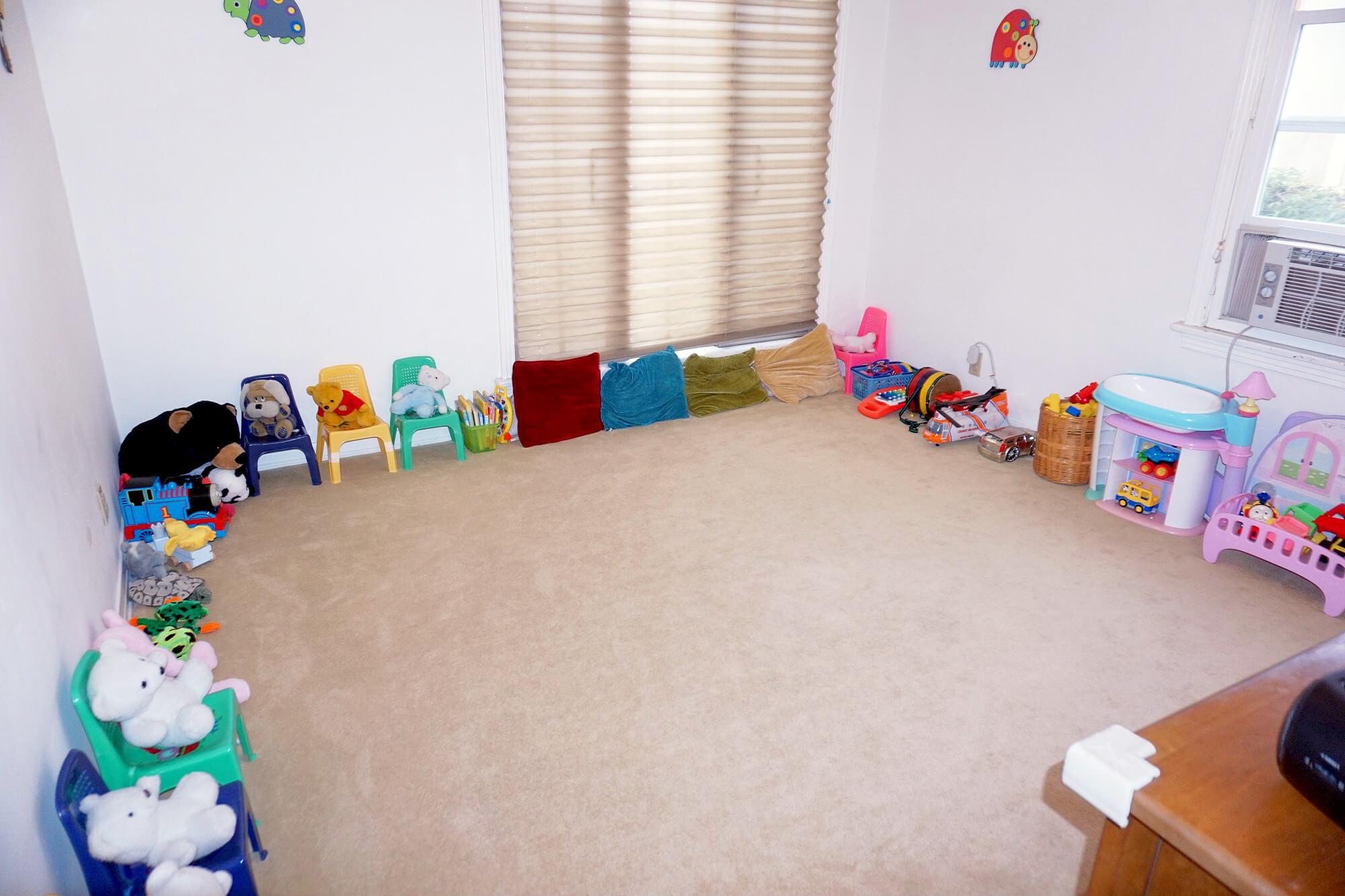 Music & Activity Playroom